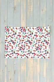 polka dot rug s pink nursery carpet runner rugs uk