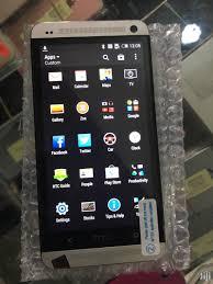 HTC One Dual Sim 32 GB Silver in Nungua ...