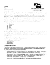 011 Template Ideas Formal Email Request Letter Guide