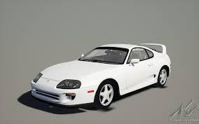 Toyota Supra Mark IV RZ - Toyota - Car Detail - Assetto Corsa Database