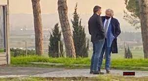 """Marco Mancini ha chiesto a Renzi di non far cadere Conte"""", l'incontro  all'autogrill con lo 007 - Il Riformista"""