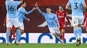 Unstoppable? Gundogan and Foden end Anfield curse as surging Man City  finish off Liverpool's title defence