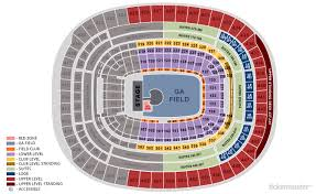 Fedex Seating Chart U2 Pin By Sara Williams On Concerts Events Fedex Field