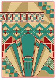 Interesting Art Deco Color Palette Images Decoration Inspiration