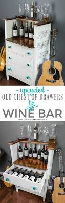 diy furniture makeover. Upcycled: Old Chest Of Drawers To Wine Bar | DIY Furniture Makeover| Upcycled Fu Diy Makeover .