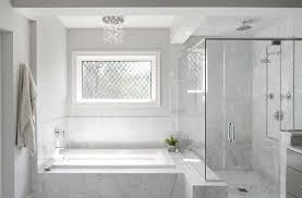shower tub combo transitional bathroom summit signature homes beautiful design