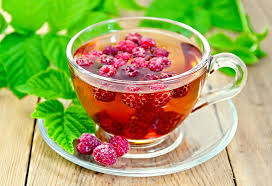 does red raspberry leaf tea help to