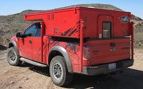 Phoenix Campers Creates a Nest for the Ford F-150 SVT Raptor ...