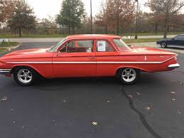 1961 Chevrolet Bel Air for Sale | ClassicCars.com | CC-1024875