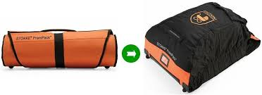 stokke prampack concept travel bag