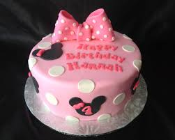 Red Minnie Mouse Party Supplies Birthday Cake Treats For Bowtique