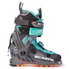 Super Light Ski Boots Scarpa F1 Alpine Touring Ski Boots Womens 2019 Evo