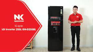 Tủ Lạnh LG Inverter 255 Lít GN-D255BL Giá Tốt