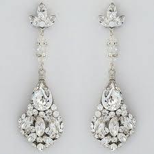 crystal chandelier earrings for wedding bridal earrings large teardrop chandelier earrings crystal chandelier earrings for wedding