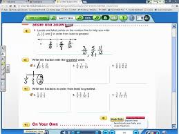 Patterns With Fractions Lesson 68 Answer Key