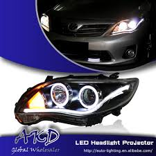 One Stop Shopping Styling for Toyota Corolla Altis LED Headlights ...