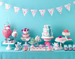 Baby Shower Decoration Ideas 11Baby Shower Party Table Decorations