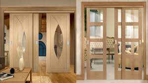 Modern Wooden Sliding Door Design Ideas - YouTube