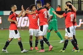 نتيجة وملخص مباراة مصر وانجولا اليوم الأربعاء 1 سبتمبر 2021