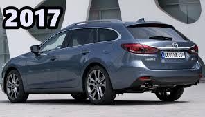 2017 Mazda 6 Wagon - YouTube