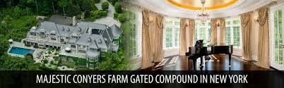 ultimate office google nyc compound. Majestic Conyers Farm Gated Compound In New York Ultimate Office Google Nyc