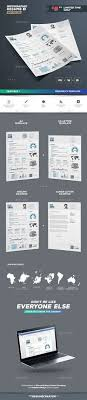 Infographic Resume Template Gorgeous 48 Best CV Resume Images On Pinterest Curriculum Resume And