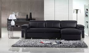 ashmore leather corner sofa brown right hand facing