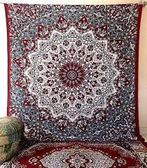 mandala hippie tapestry