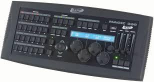 american dj magic 260 lighting control console