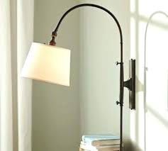 pottery barn wall sconce hanging wall lamp plug in wall lamps plug