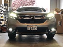 2017 Honda Crv Fog Lights Car Truck Lighting Lamps Bracket Set New Pair Oem 2017