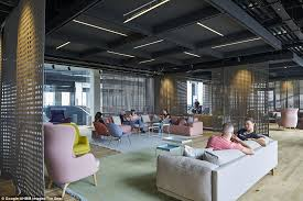 google hq office. More Than 800 Employees Moved Into The Tech Giant\u0027s London Base, Which Includes Sleep Google Hq Office