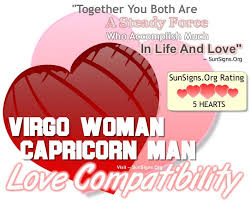 Sexual wants of a virgo woman