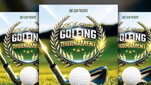 40 Free Golf Tournament Flyer Template Markmeckler