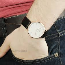 men s daniel wellington sheffield 40mm watch dw00100007 watch nearest click collect stores