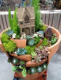 Unique Flower Pot Ideas | Lovely Broken Flower Pot Ideas,