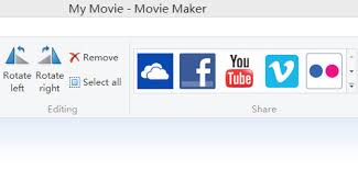 My Movie How To Upload My Movie To Youtube Or Facebook Via Windows Movie Maker