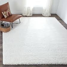 fresh fluffy white area rug inside floor soft rugs carpet black and