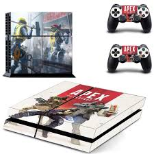 APEX Legends PS4 Skin Sticker Decal For ...