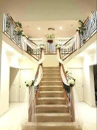 stair decoration ideas stair decorations for rail decorating railing awesome stairs decoration ideas wedding stair decoration stair decoration ideas