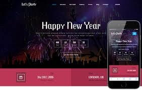 Party Template Lets Party An Entertainment Category Bootstrap Responsive Web Template