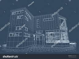 architectural design blueprint. Wonderful Blueprint Architectural Design Blueprint Public Building Artistic Forging  Exhibition Hall With Parking Intended Design Blueprint