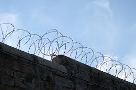 barbed wire fence prison. Exellent Prison Prison Wire Barbed Barbwire Criminal Jail In Barbed Wire Fence Prison N