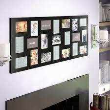 Multiple picture frames family Decor Christopherso 21 Opening Collage Picture Frame Picture Frames Youll Love Wayfair