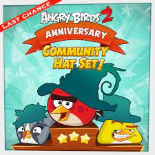 Angry Birds 2 - Verified Page
