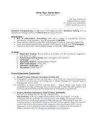 ... Cosy Resume Dot Net Developer Fresher On Resume format for 1 Year  Experience Dot Net Developer ...