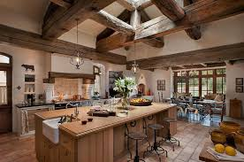 beautiful rustic kitchens. Classic White Kitchen Design Rustic Designs Gallery Wall Rack Utensils Holder Green Tile Backsplash Ceramic Drawers Beautiful Kitchens P
