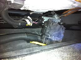 black box wiring harness under drivers seat hanging loose i ur com xx1otbn jpg