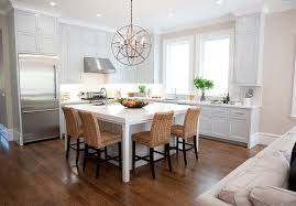 kitchen island table with chairs. Simple Kitchen Kitchen Island Kitchens Table Sets Dining Set  Long City  Throughout With Chairs