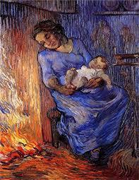 the man is at sea after demont breton vincent van gogh 1889 post impressionism
